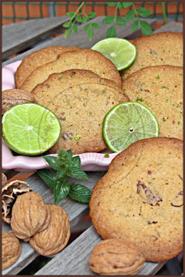 lime-and-walnuts-cookies, cookies-de-lima-y-nueces