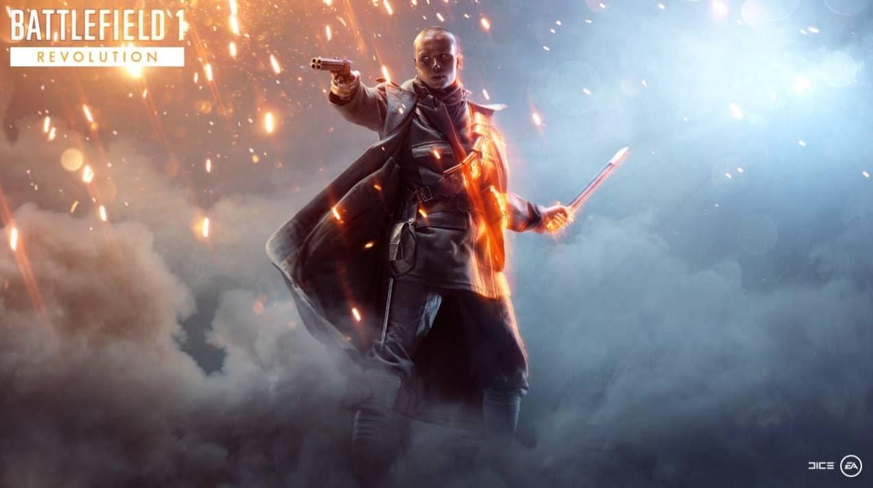 Battlefield 1 Revolution ya disponible y concretado competitivo Incursions