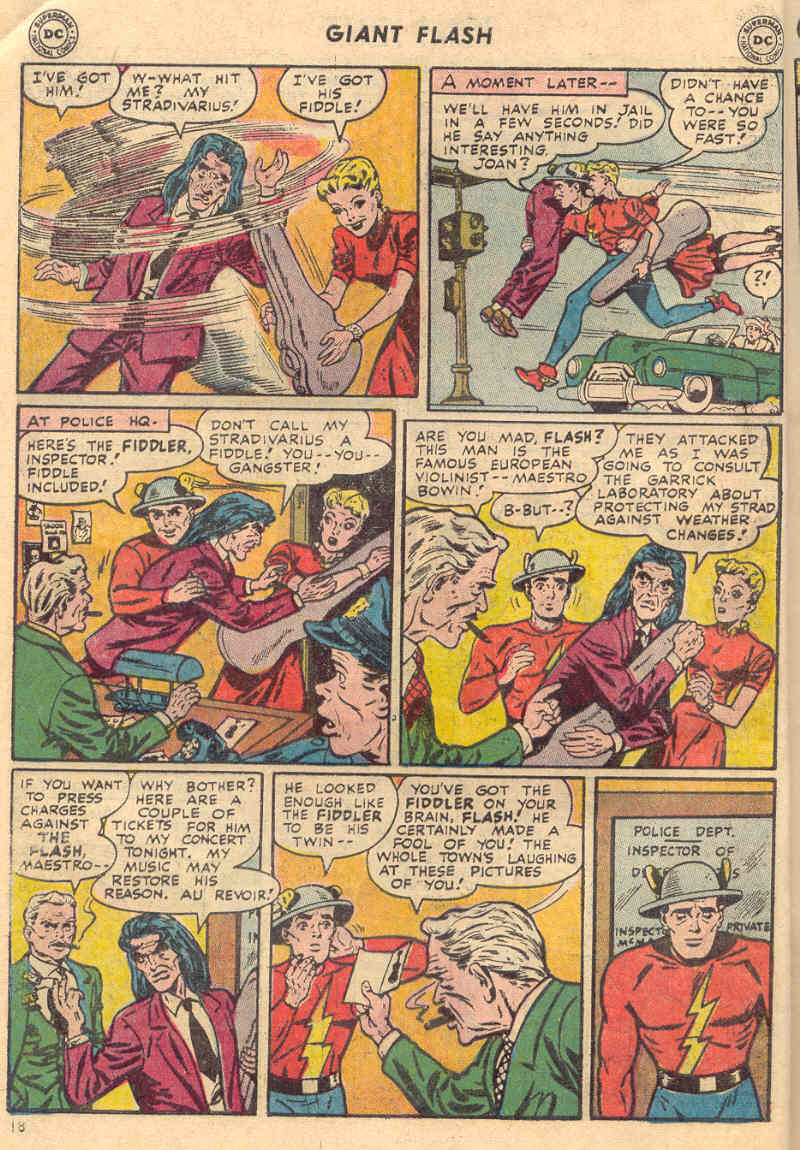 Read online All-Flash comic -  Issue #32 - 6