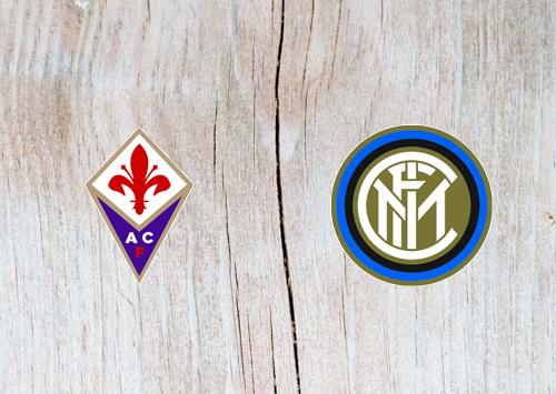 Fiorentina vs Inter Milan Full Match & Highlights 24 February 2019