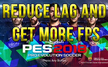 Anti-Lag   Updated   Pes2018   Released [27.09.2017]