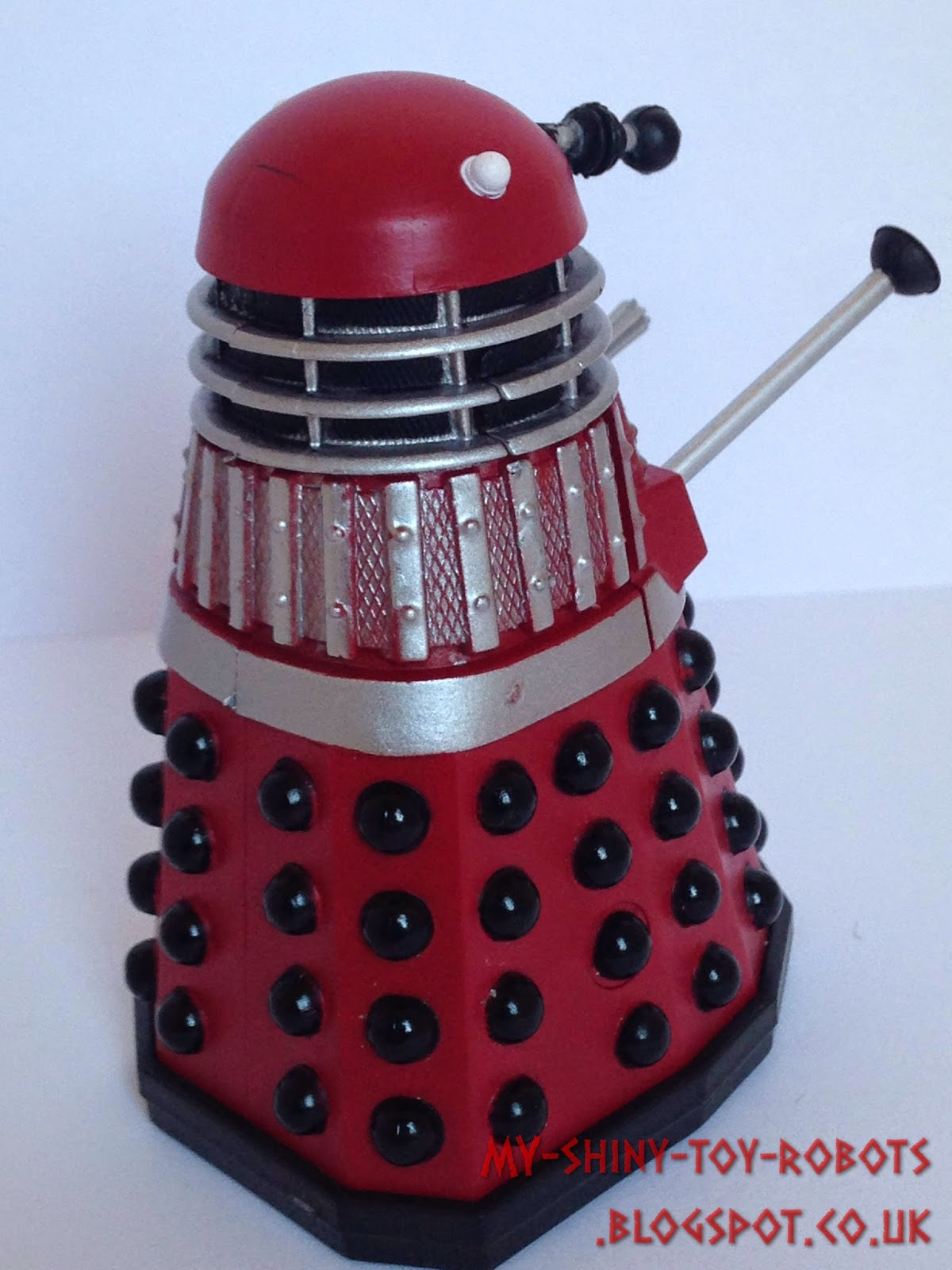 Dalek Alpha Back