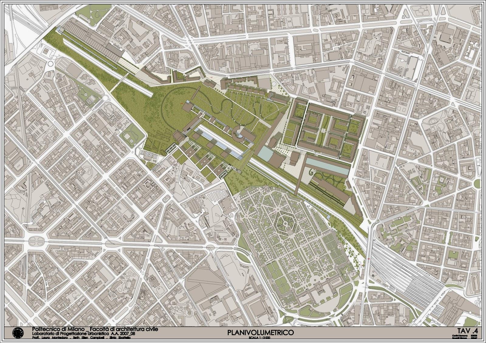 Urbanfile Milano La Citt 224 Del Futuro Gli Scali Ferroviari