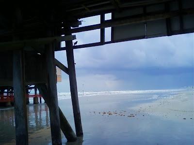 Regulus Star Notes Lightly Roiled Florida Atlantic Surf