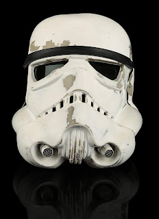 Stormtrooper Helmet from STAR WARS: A NEW HOPE