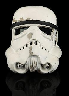 Stormtrooper Helmet from STAR WARS: A NEW HOPE