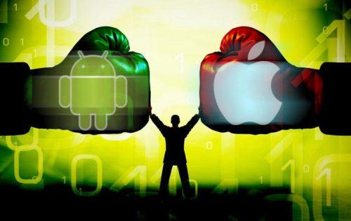 هل فيس بوك فعلا يجبر موظفيه على إستخدام نظام اندرويد بدلا من iOS
