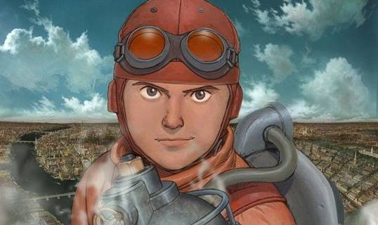 steamboy anime wallpaper