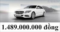 Giá xe Mercedes C200 2017