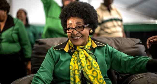 Nelson Mandela's Ex-wife, Winnie, Dies At 81