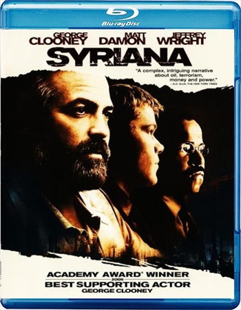 Syriana 2005 Dual Audio Hindi 480p Bluray 400mb