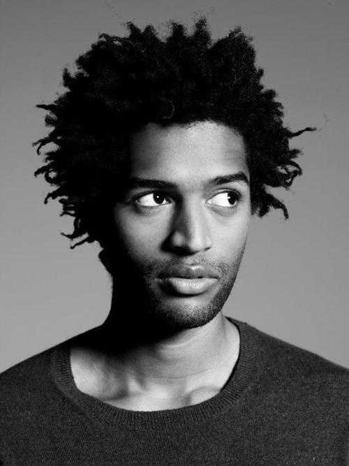 Tremendous Natural Hair And Hairstyles For Men Twists Hairstyle For Natural Hairstyles For Men Maxibearus