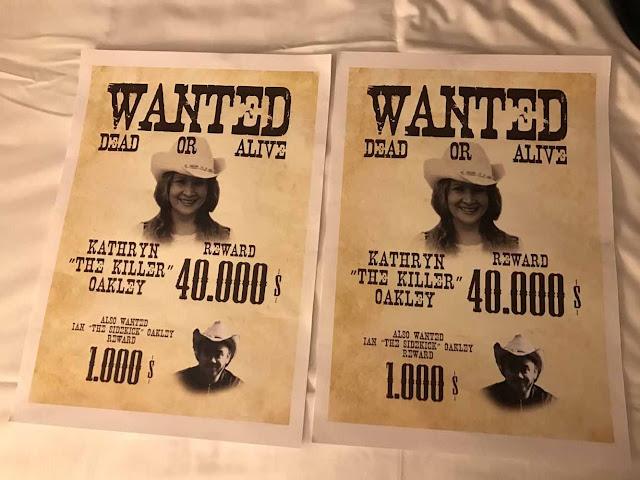 Etsintäkuulutetut Las Vegasissa