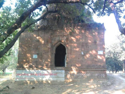 Tomb of Jalal ud din Khilji at Kara