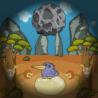 Games4Escape Stone Age Forest Escape