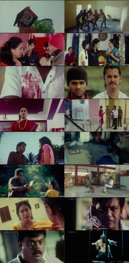 Phir Aaya Zalzala (2015) Download Hindi  South HD DVDrip Movie in 480px 350mb MKV