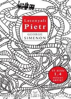 George Simenon - Letonyalı Pietr