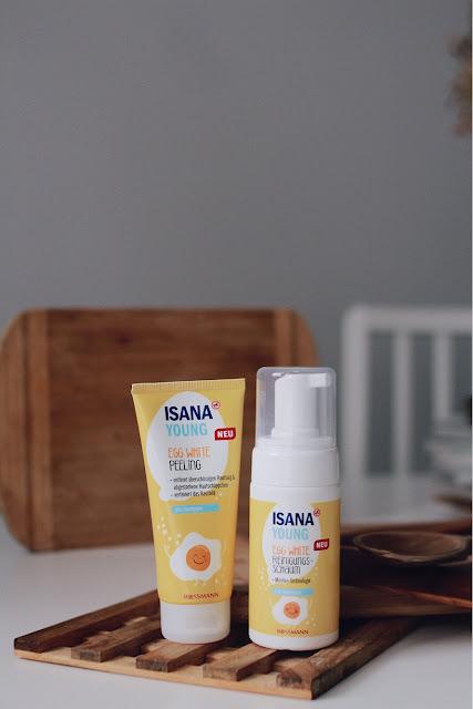 Isana Egg White