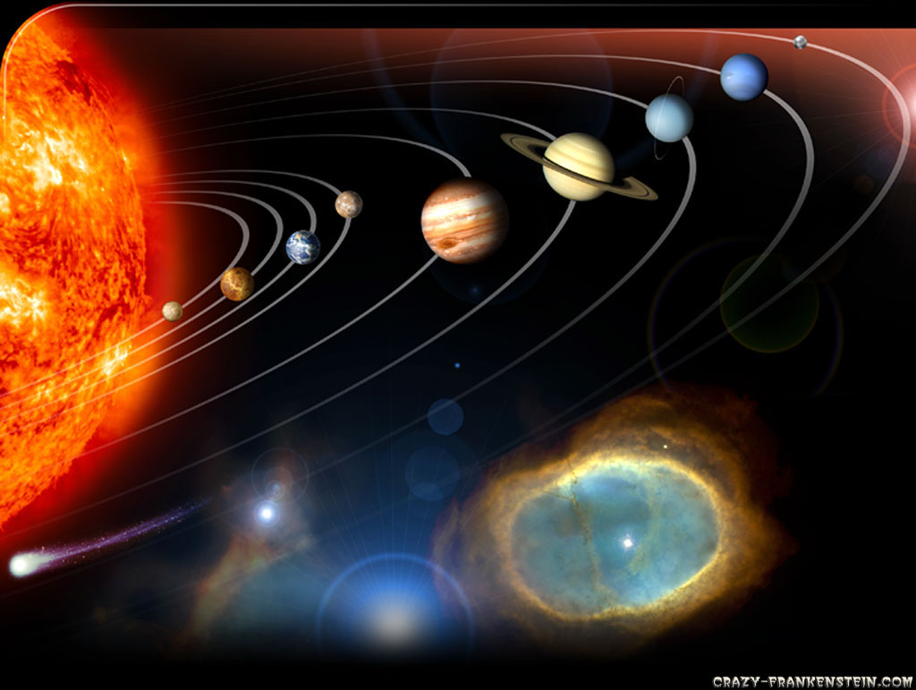 info about the solar system - photo #24