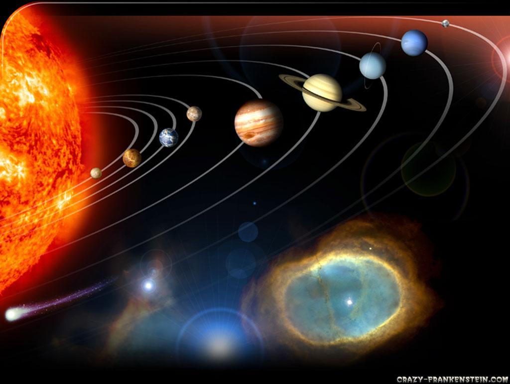 solar system wallpaper - Mobile wallpapers