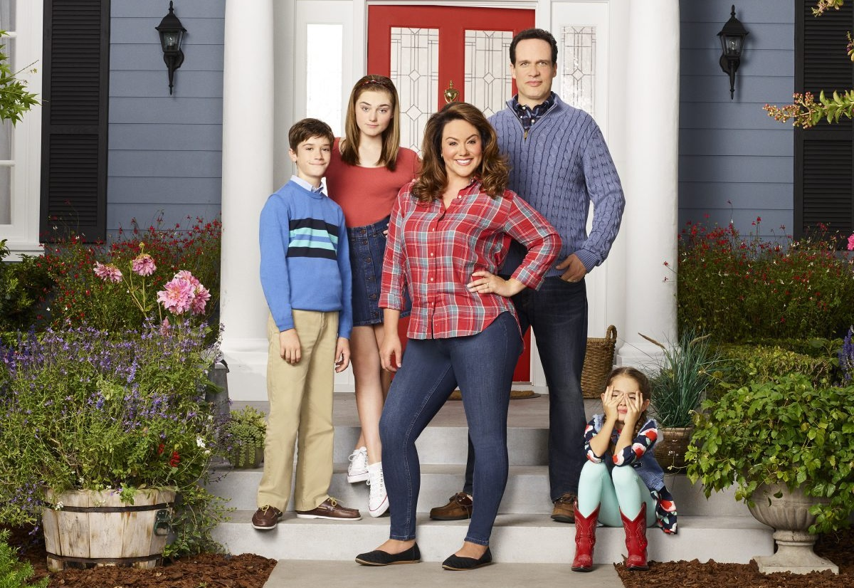 El reparto de American Housewife
