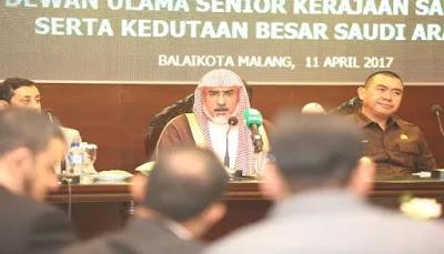 Kerajaan Saudi Biayai Pembangunan Pusat Studi Islam Internasional di Malang