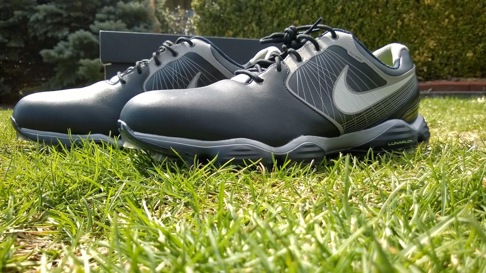 promo code 5f5bf 9d2bd Nike Golf Lunar Control II Golf Shoes Review