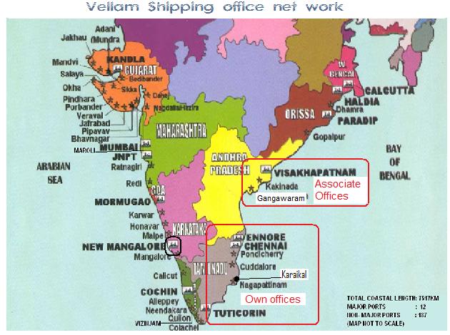 Vellam Shipping & Trading Company Pvt Ltd