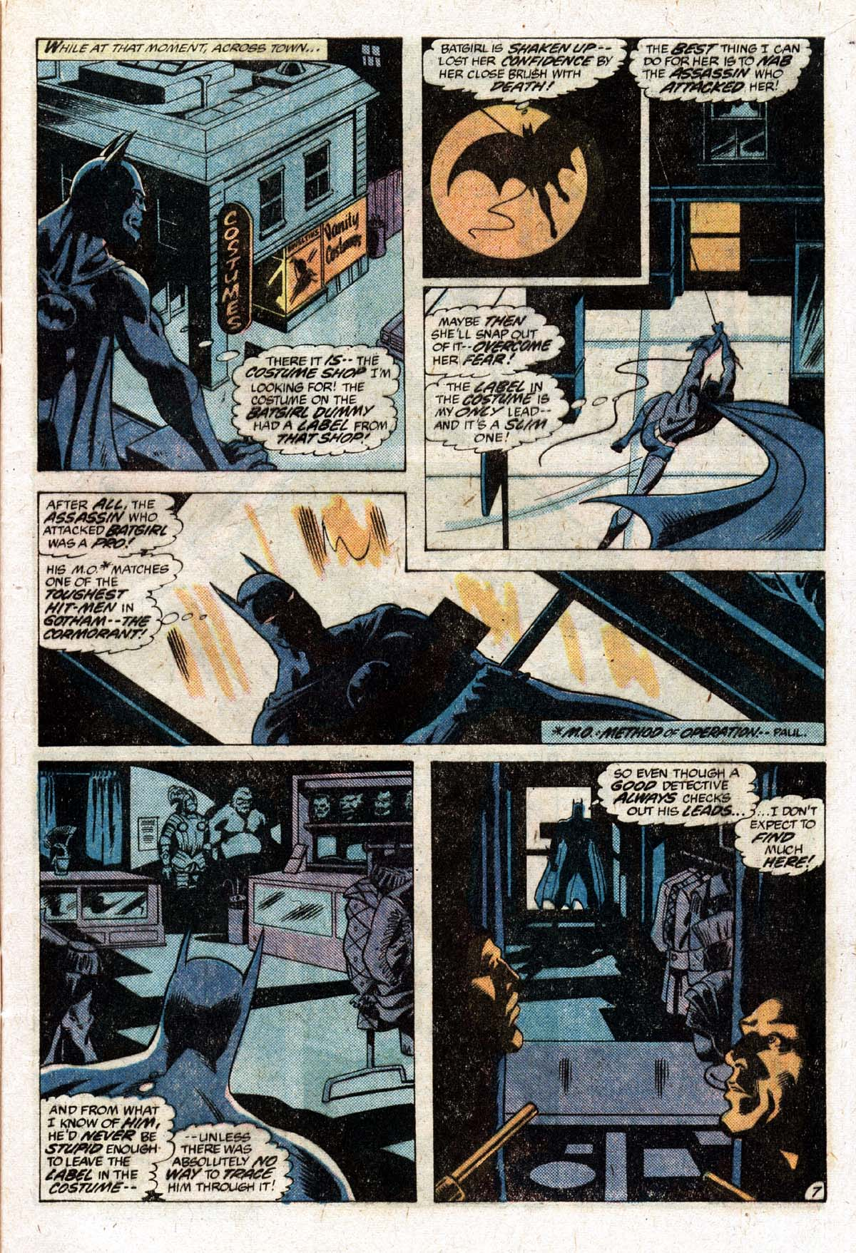 Detective Comics (1937) 492 Page 7