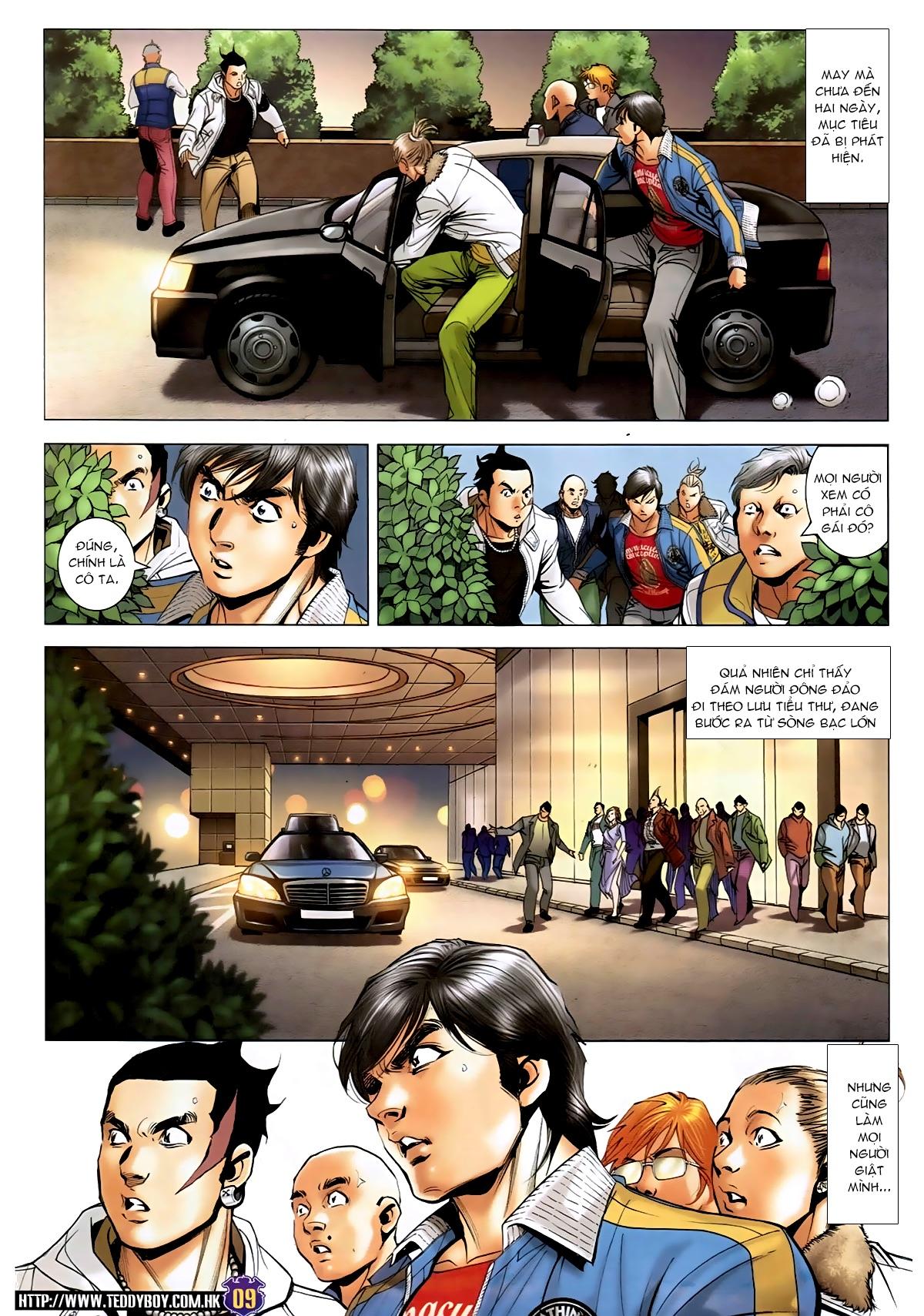 Người Trong Giang Hồ - Chapter 1586: Thanh trừ Thần Nhân - Pic 6