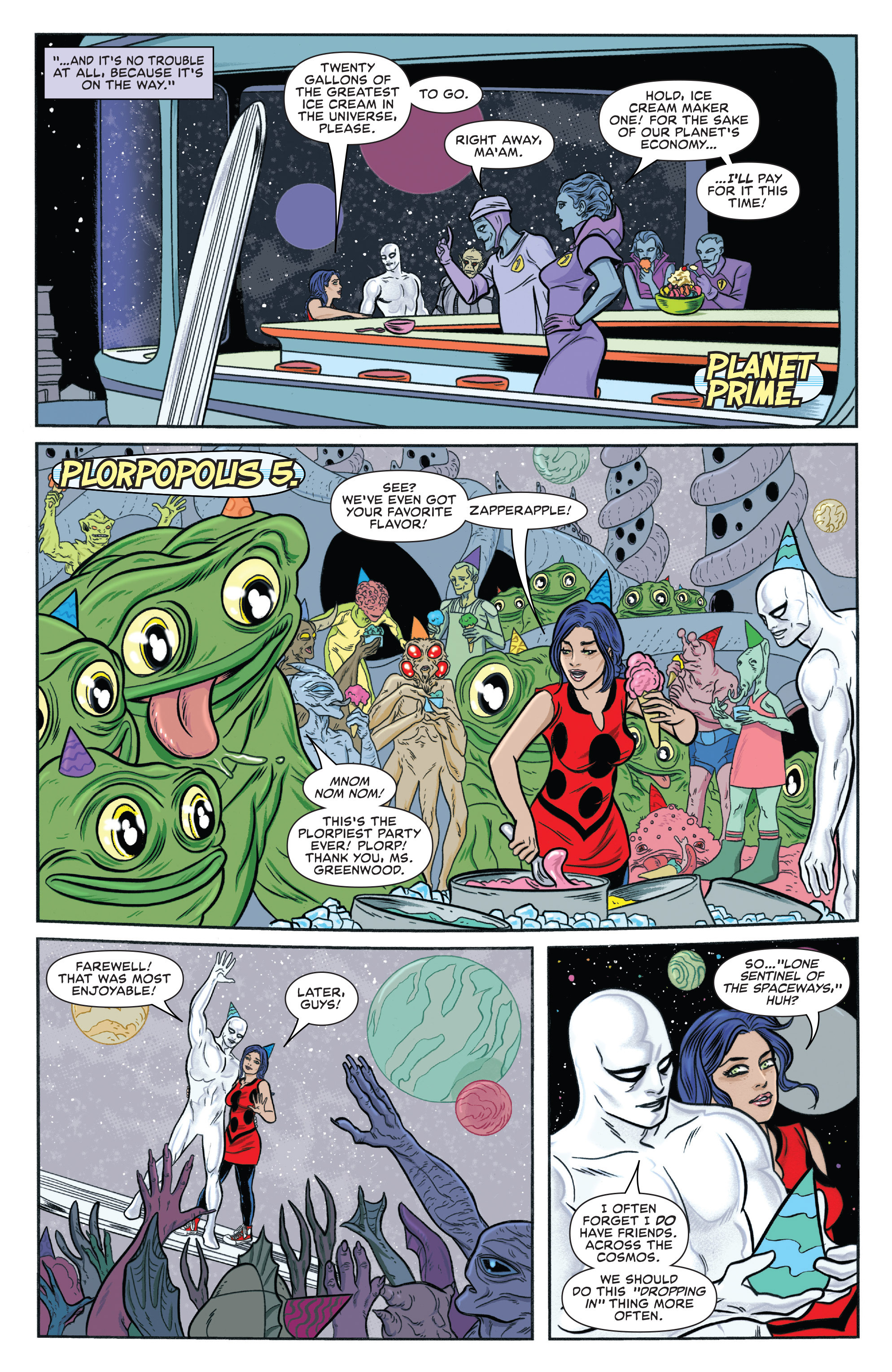 Read online Silver Surfer (2014) comic -  Issue #13 - 7