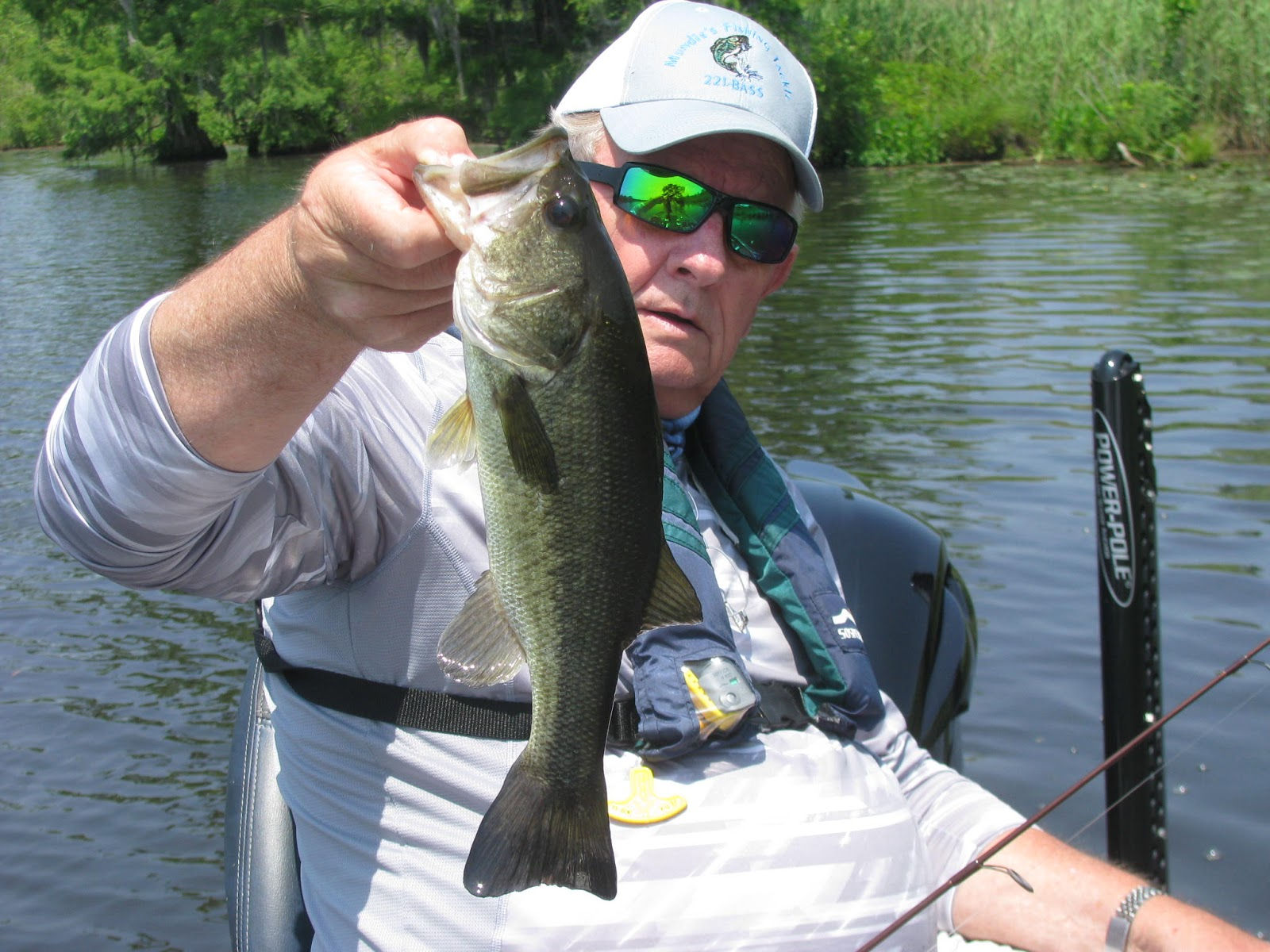 Backwateradventures outer banks bass fishing for 94 1 the fish