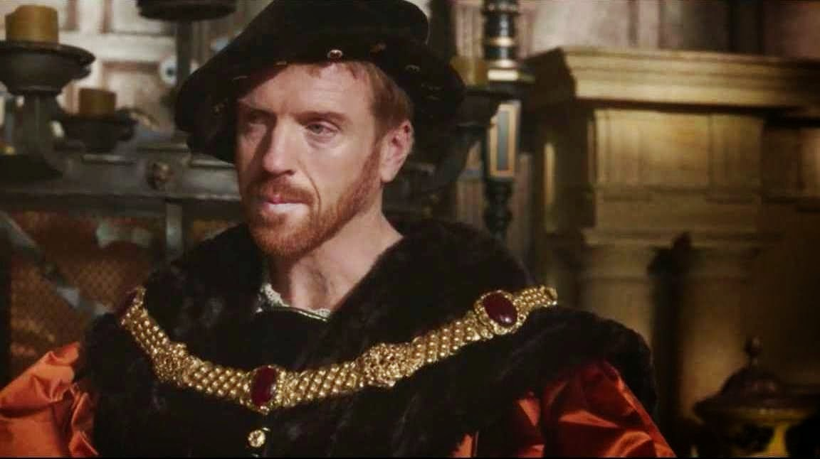 Wolf Hall: Enrique VIII