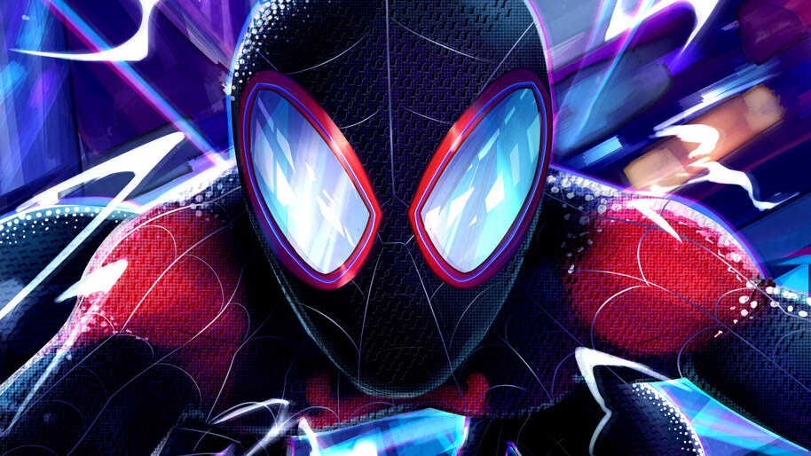 Miles Morales, Spider-Man, 4K, #5.4 Wallpaper