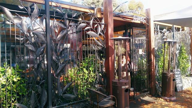 The Scented Garden Cafe, Croydon
