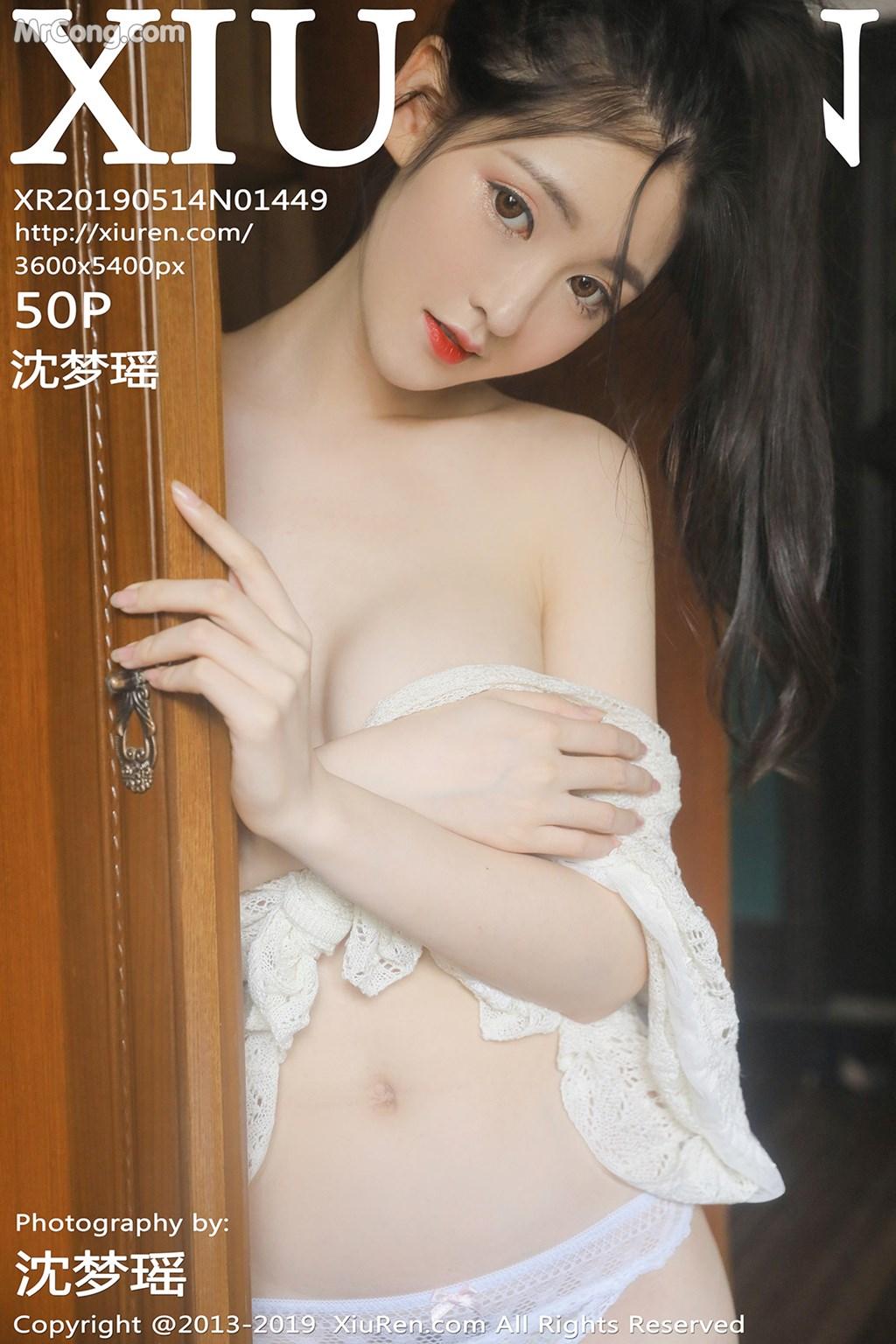 Image XIUREN-No.1449-Shen-Mengyao-MrCong.com-051 in post XIUREN No.1449: Shen Mengyao (沈梦瑶) (51 ảnh)