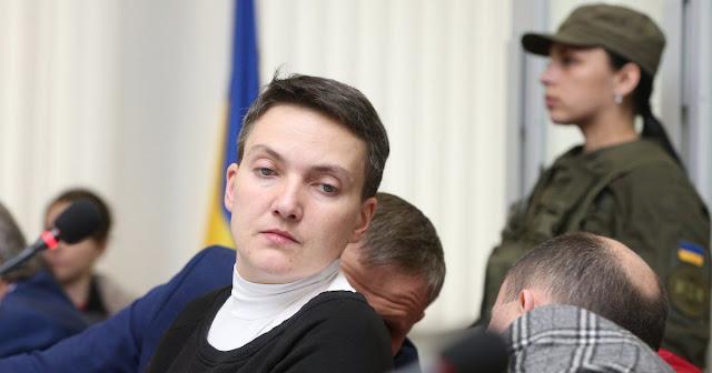 СБУ оприлюднила результати поліграфа Савченко