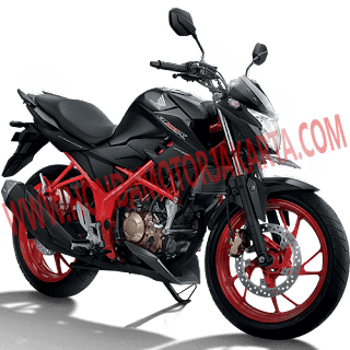 Kredit Motor Honda CB 150 R Street Fire Facelift Spesial Edition