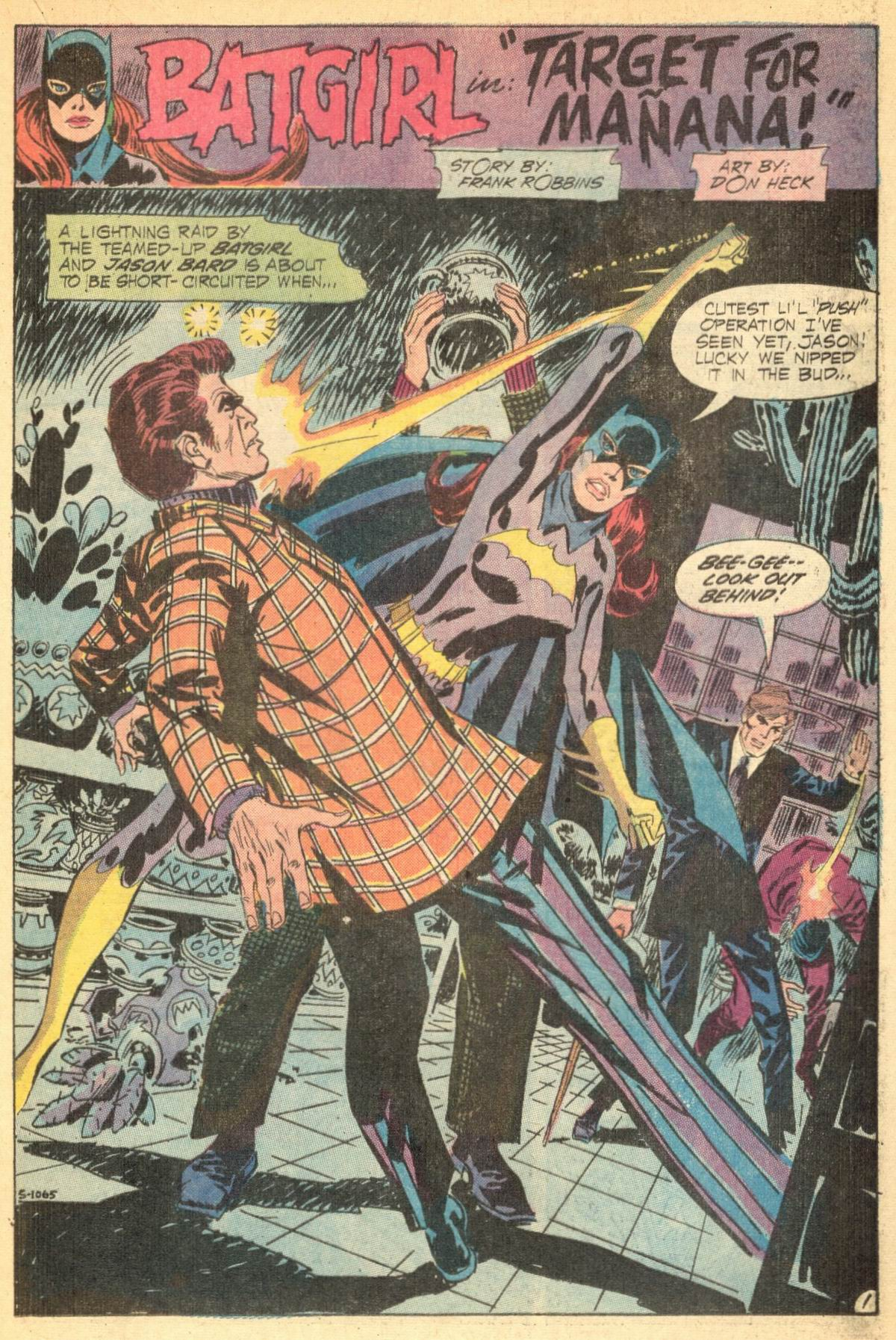 Detective Comics (1937) 420 Page 22