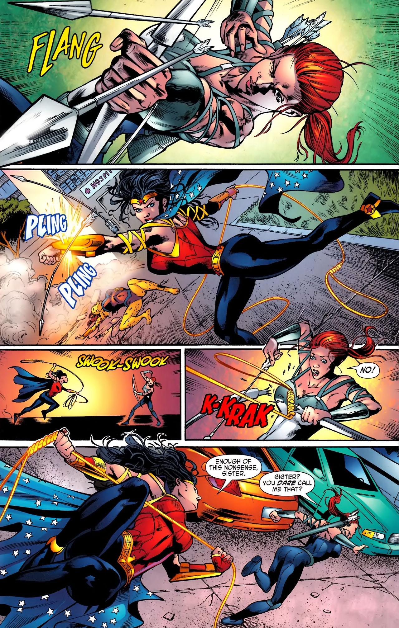 Read online Wonder Woman (2006) comic -  Issue #610 - 18