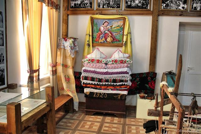 Republica Moldova - Gagauzia - satul Avdarma - muzeul din localitate - blog FOTO-IDEEA