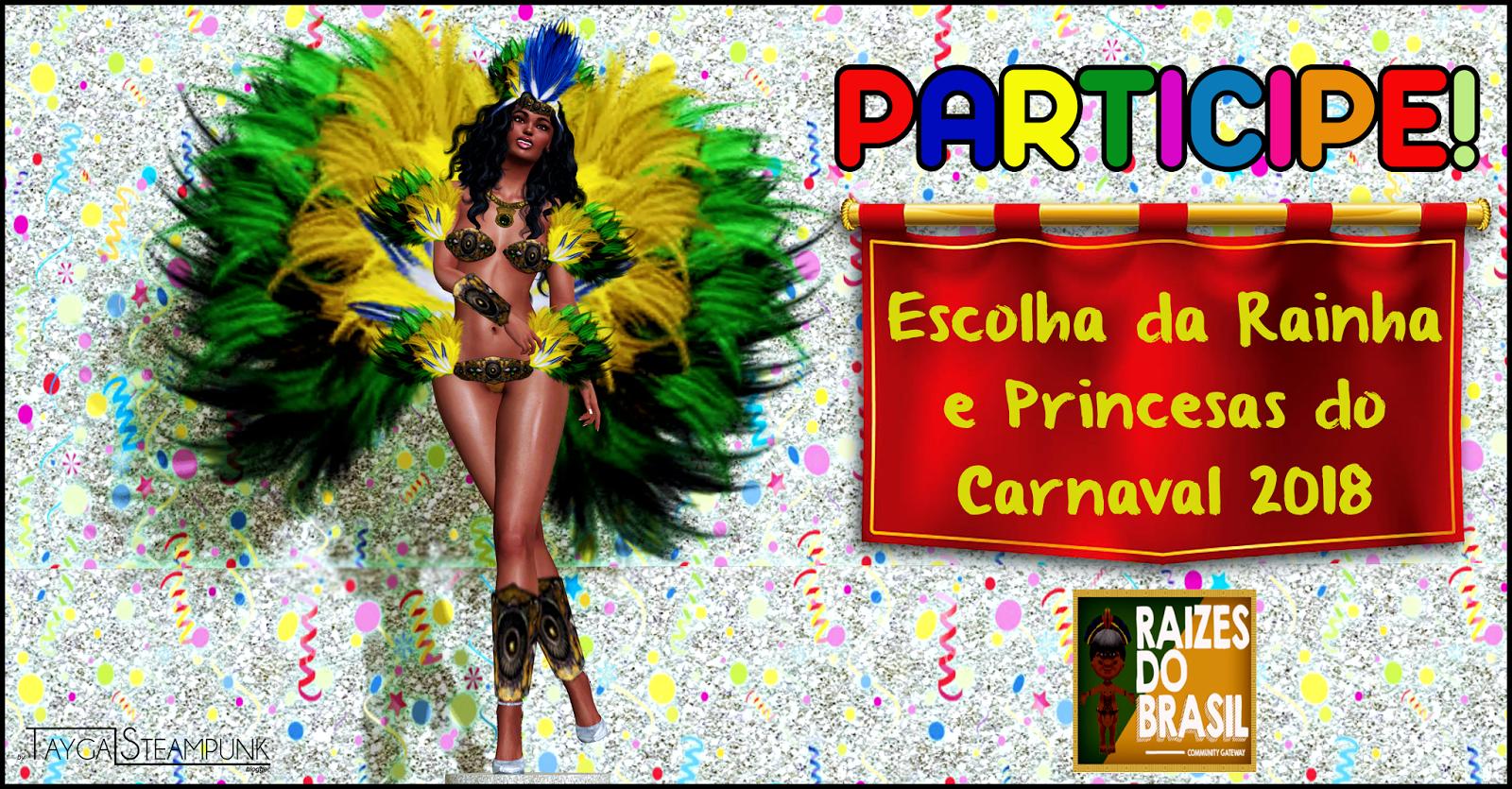 TS #333 Concurso de Carnaval (premiação em L$)
