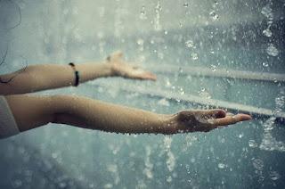 Manfaat hujan bagi kesehatan