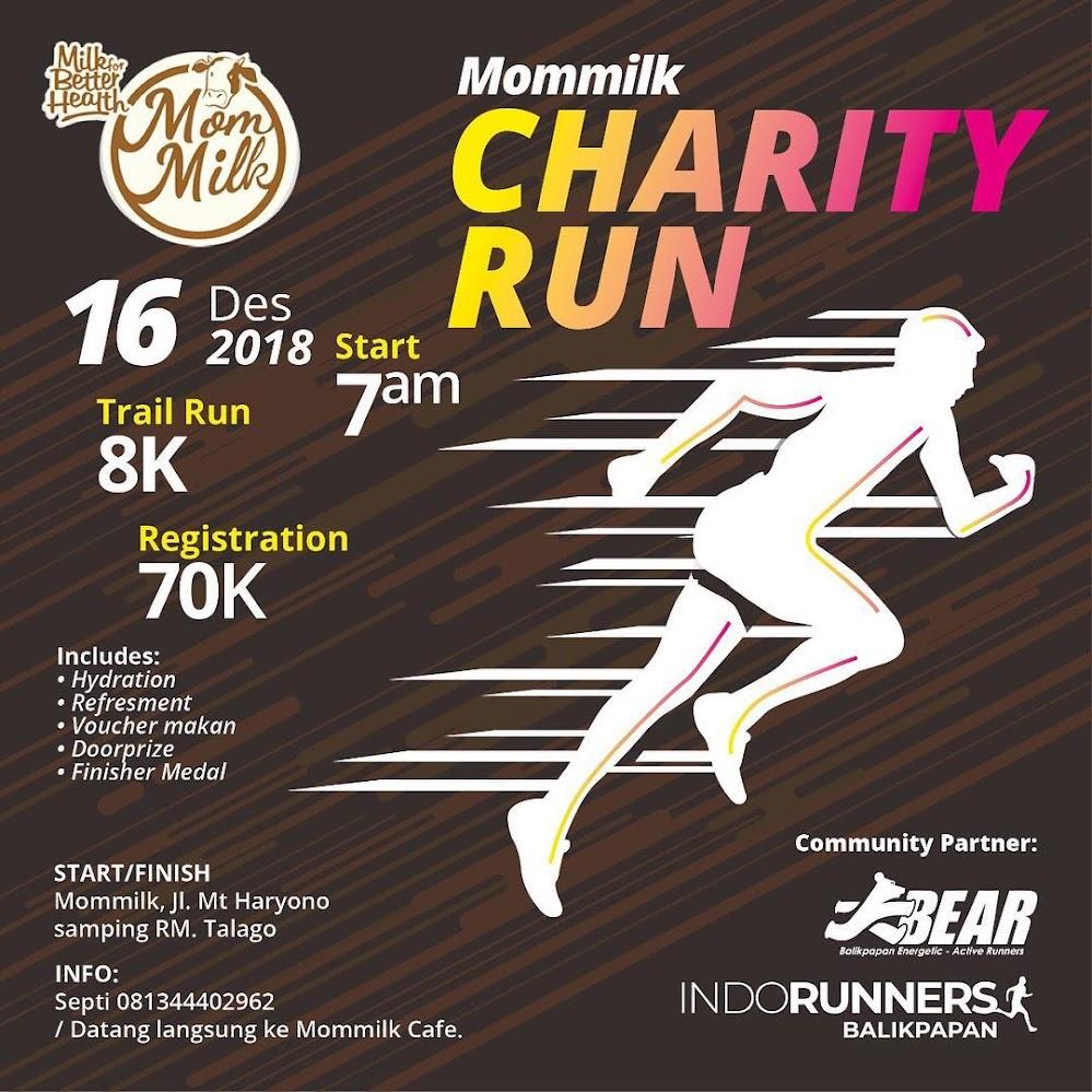 MomMilk Charity Run • 2018