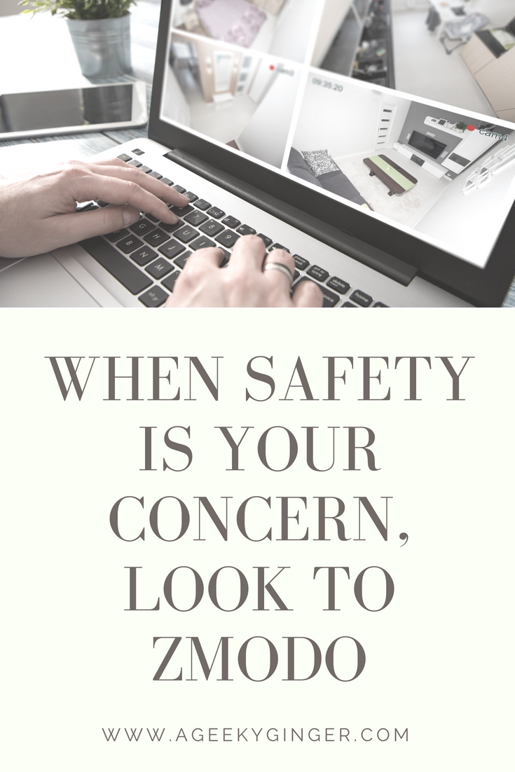 When Safety Is Your Concern, Look To Zmodo