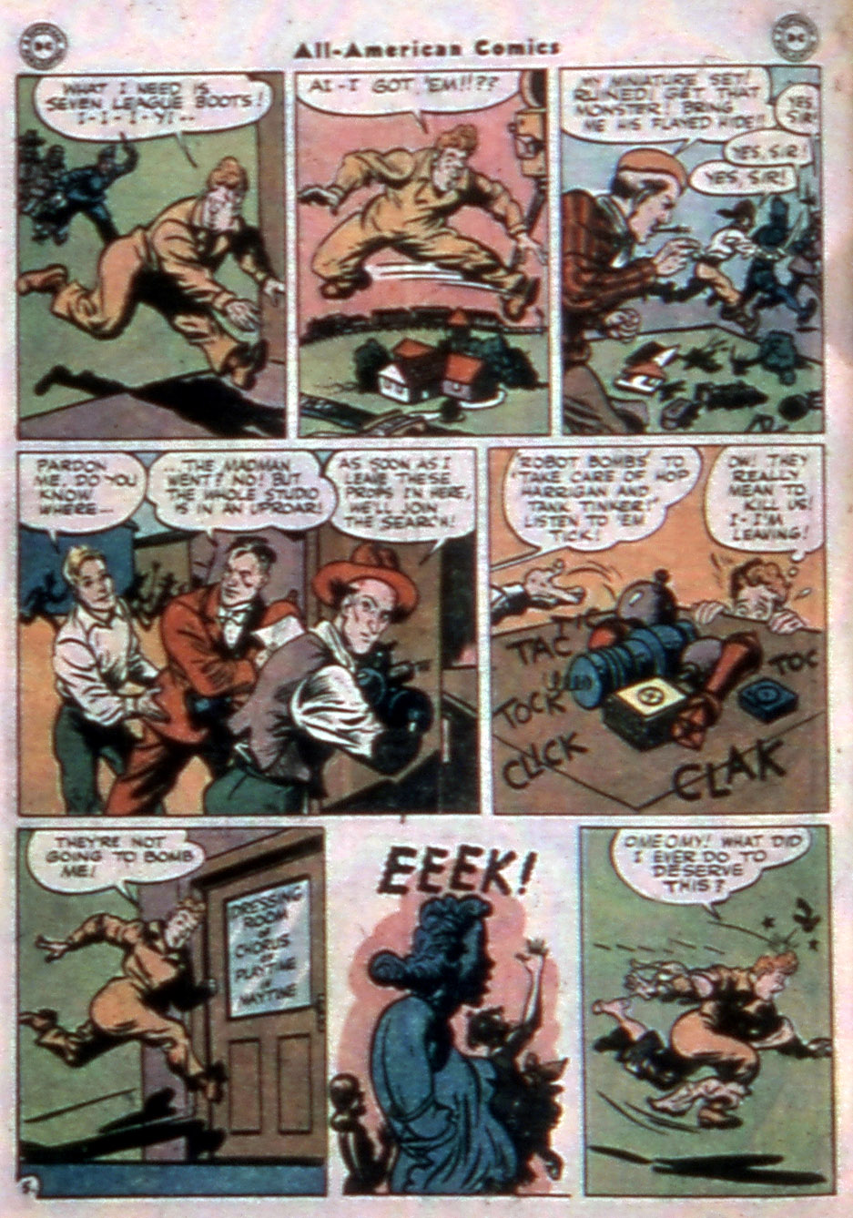 Read online All-American Comics (1939) comic -  Issue #77 - 46