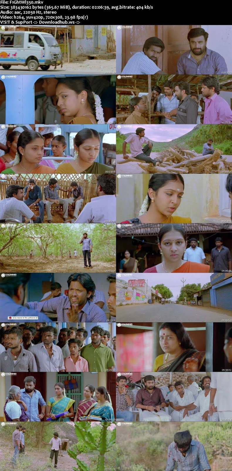 Fightwala 2017 Hindi Dubbed 480p HDRip
