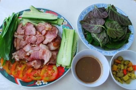 Thực phẩm đại kỵ và cách chữa bệnh (phần 2) - thực phẩm không nên kết hợp với thịt lợn