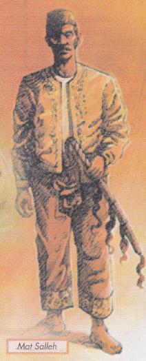 Mat Salleh Pahlawan Sabah