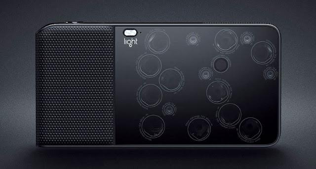 Light L16 - Kamera dengan 16 Lensa